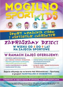 mogilno sport kids